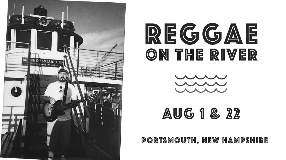 Reggae on the River Portsmouth NH