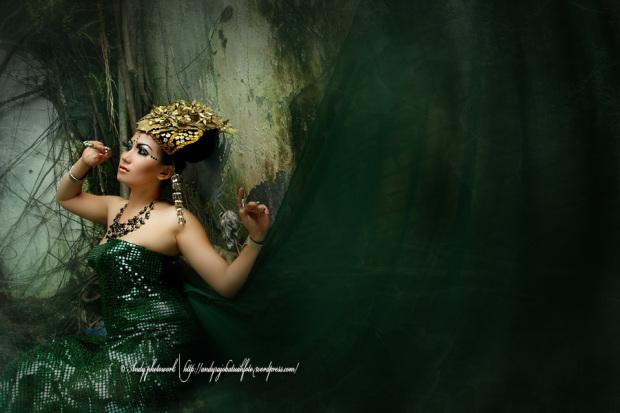 Kanjeng Ratu Kidul (Legenda Sunda)