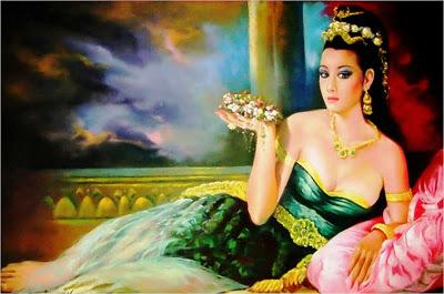 Bukti Cinta Ratu Kidul dengan Sang Senapati