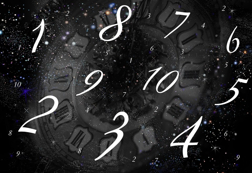 Rahasia Numerologi - Panduan Untuk Sukses