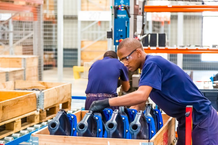 Africa should focus on industrialisation. Free trade will follow