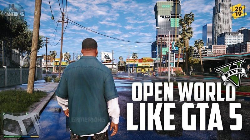 Recommended Best Android Open World Games 2021