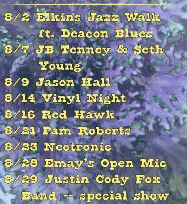 August Music!