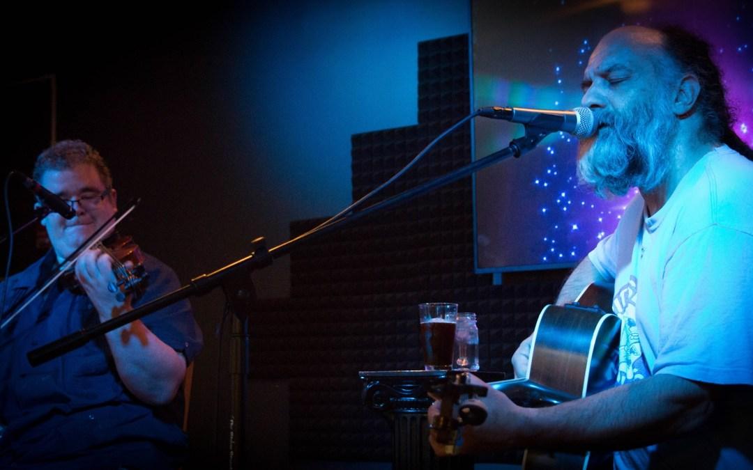 June 9th! Tom Batchelor & Fiddle Mike!