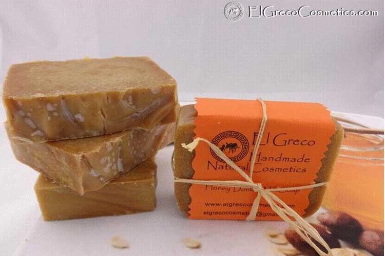 Why El Greco Handmade Natural Donkey milk Soap-01