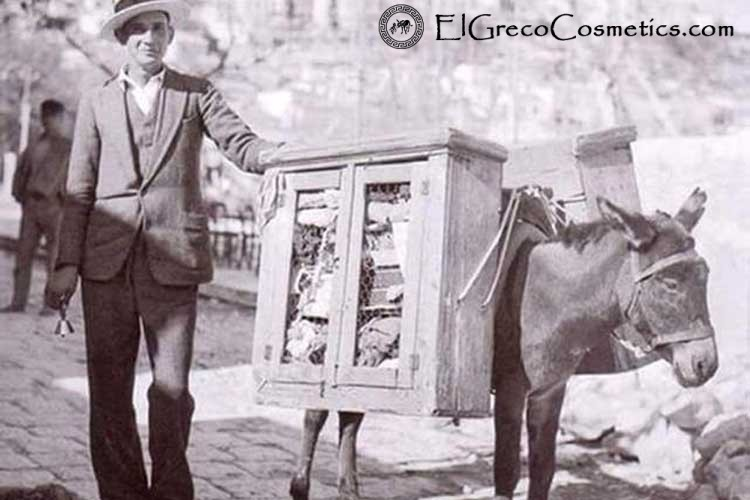 100 natural soap donkey milk soap