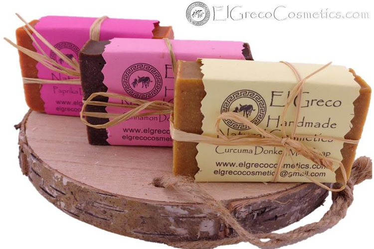 How to select your donkey milk handmade natural soap_01
