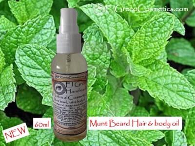 Munt Beard hair & body Oil 60ml