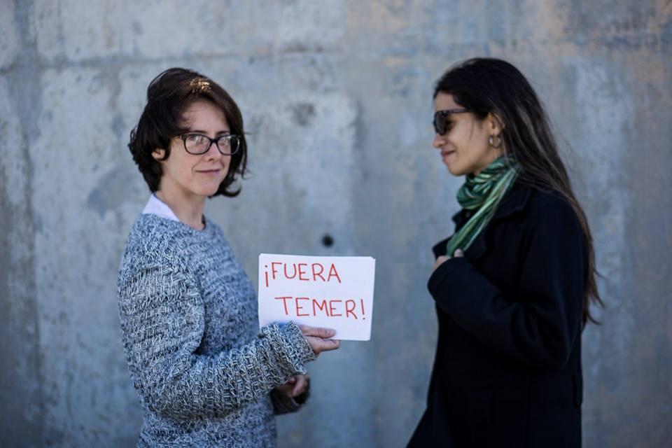 A un mes de su asesinato se realizó un homenaje a Marielle Franco, concejala de Río de Janeiro. Marielle encarnaba un dialogo entre las luchas y demostró que se podía construir una política desde el afecto. El día de ayer su legado unió diferentes organizaciones políticas y sociales bajo un mismo grito ¡Marielle Presente ahora y siempre!