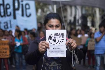 Migrar es un derecho
