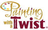 painting with a twist logo