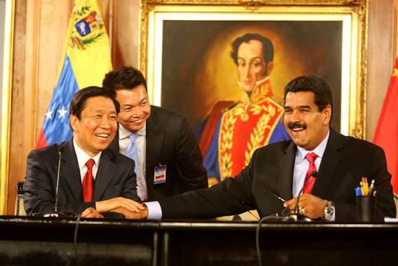 China-Venezuela-Maduro-Chino