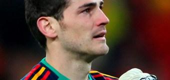 Carta de un culé a Iker Casillas