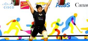 Yaniuska Espinosa ganó segunda medalla de oro para Venezuela en Panamericanos
