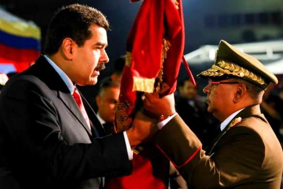 Nicolas-Maduro-FANB-Nestor-Reverol
