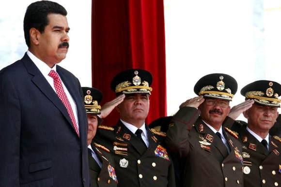 Maduro-militares-FANB-Generales