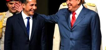 ¡QUE BELLEZA! Chávez se habría encargado personalmente de entregar dinero a Humala