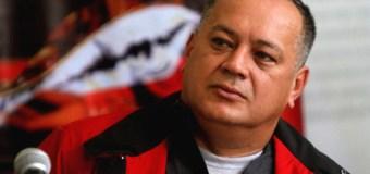 Diosdado Cabello: Vamos a hacer lo que sea para no dejarnos tumbar