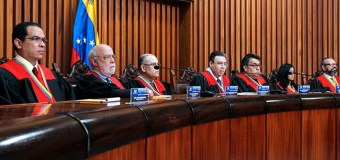 TSJ amenaza con detener a 8 alcaldes opositores si no evitan trancas en sus Municipios