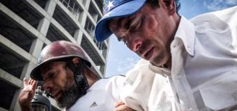7 imágenes que muestran la burda emboscada de la GNB contra Capriles