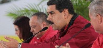 Maduro juramenta comando de campaña chavista para la Constituyente (Así repartió los cargos)