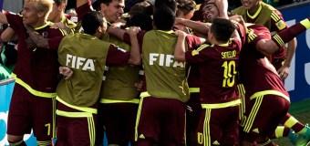 Vinotinto Sub 20 superó a Japón para meterse en cuartos de final del mundial