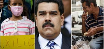 Cinco años del mandato de Maduro que hundieron al país en la peor crisis de la historia