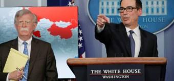 ¡ULTIMA HORA! EEUU sanciona a Pdvsa: bloquea $7.000 millones en bienes y $11.000 en exportaciones petroleras para 2019