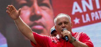Cabello: La Embajada de EEUU es la única responsable de la seguridad del señor Guaidó