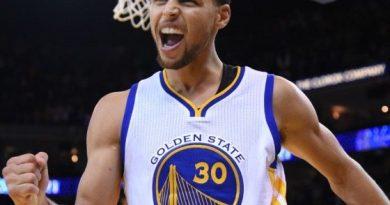 Stephen Curry nacido para competir