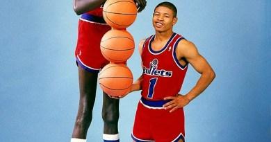Ranking de los jugadores más altos de la historia de la NBA