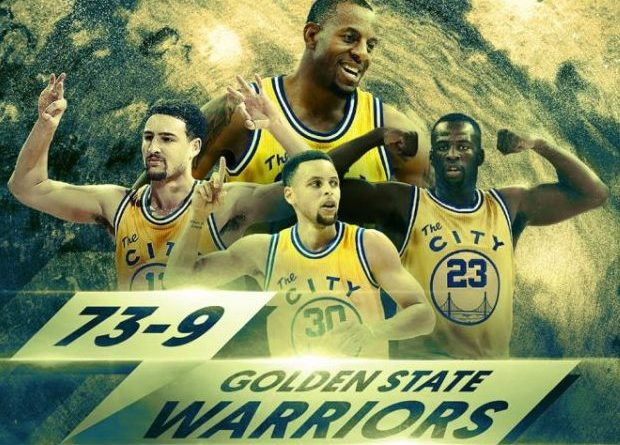 Ranking de los equipos con mejor record de temporada regular de la historia de la NBA