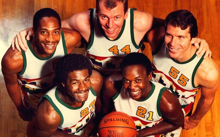 Denver Nuggets equipo más anotador