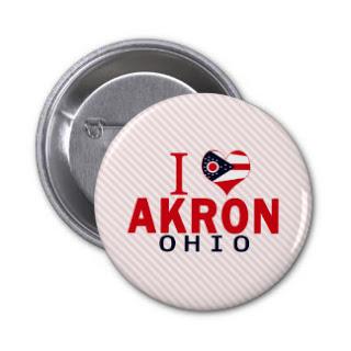 I love Akron