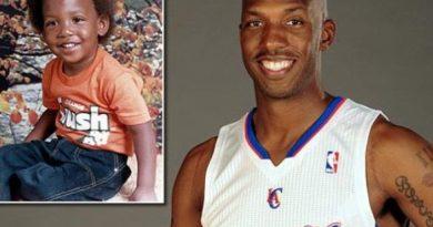 ADN NBA Caras familiares… Niños y jugadores de la NBA ya retirados (I)