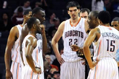 Bobcats 2012