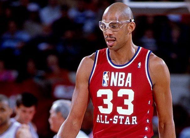 Kareem más veces All Star