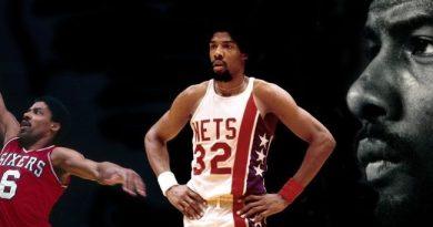 Dr.j Campeón y MVP de la ABA