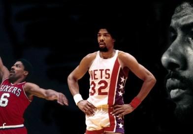 Julius Erving el único Campeón y MVP de la ABA y de la NBA