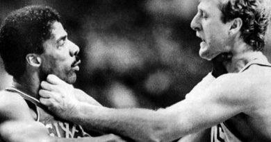 Ranking de los 10 mejores aleros de la historia de la NBA