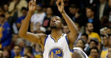 número 35 de Kevin Durant