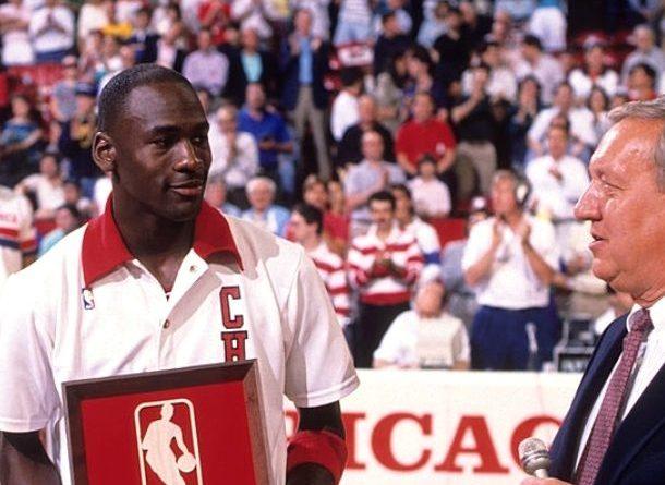 Michael Jordan el jugador total