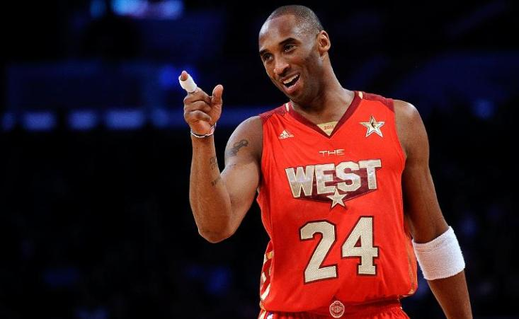 All Star de Kobe Bryant