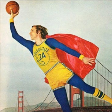 Rick Barry San Francisco
