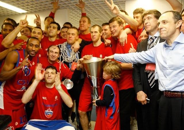CSKA DE MOSCU