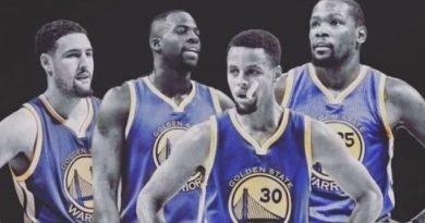 Big Four Warriors