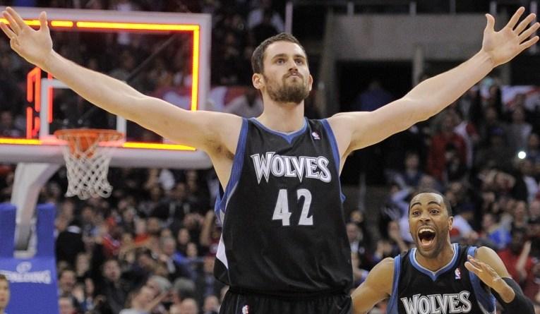 La gran noche de Kevin Love en la NBA
