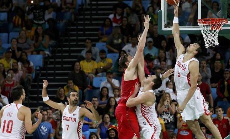 selección española en rio 2016