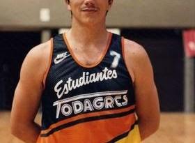Vicente Gil primer triple de la historia de la ACB