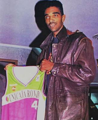 El jugador más alto de la historia de la ACB